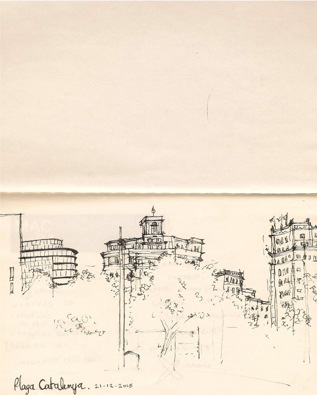 On-Site Sketching