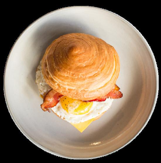 Create Your Own Breakfast Sandwich