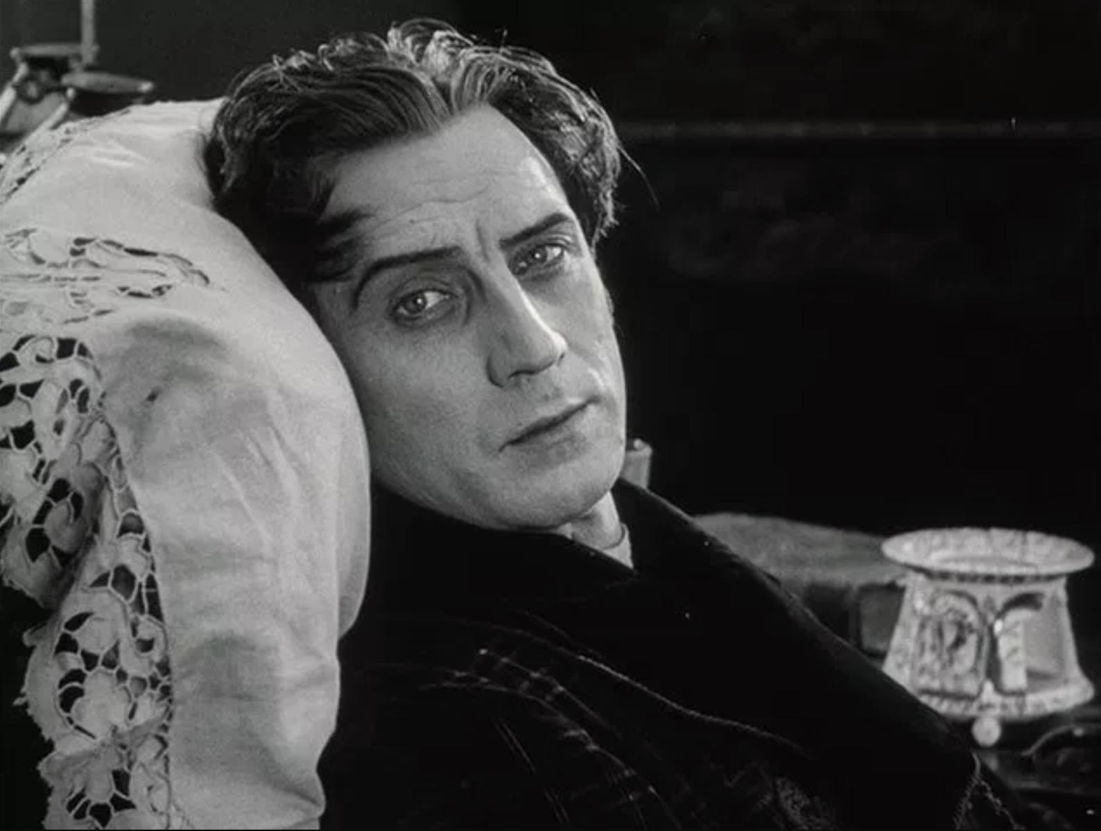 Edmund Kean: Prince Among Lovers (1924) by Alexandre Volkoff (Credit: Films Albatros)