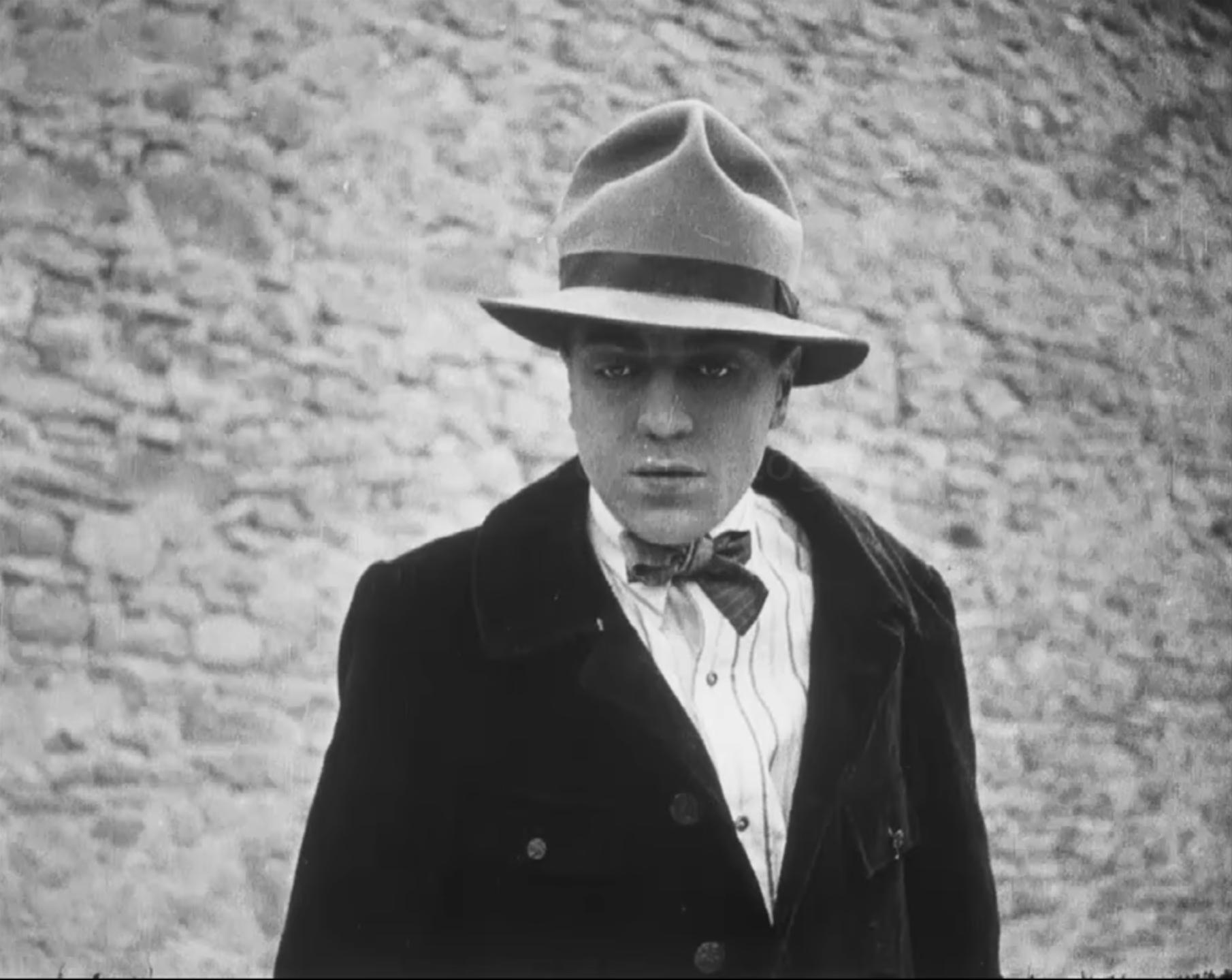 The Flood (1924) L'lnondation by director Louis Delluc (Credit: Cinégraphic)