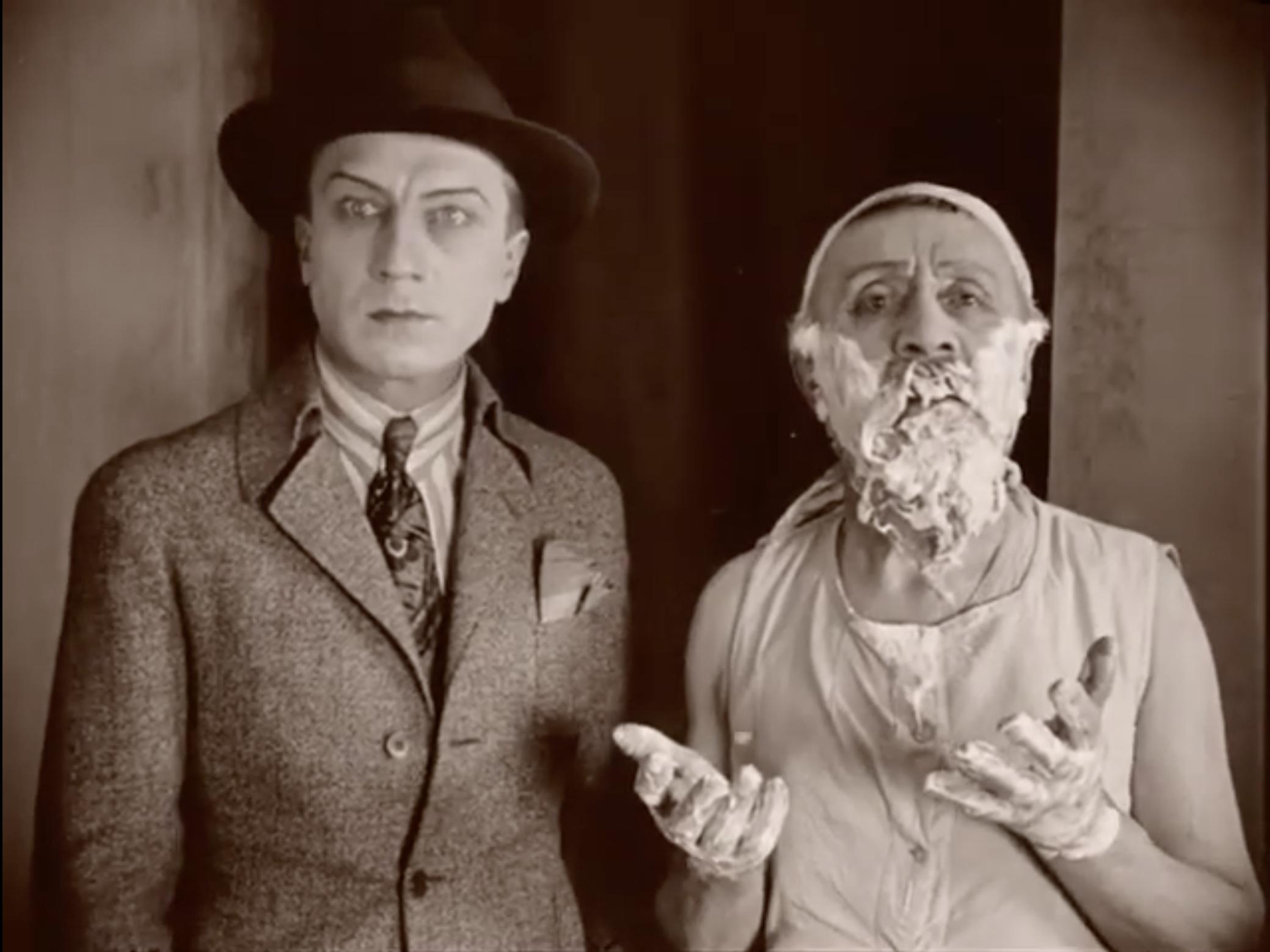 The Living Dead Man (1925) by director Marcel L'Herbier (Credit: Films aRMOR)