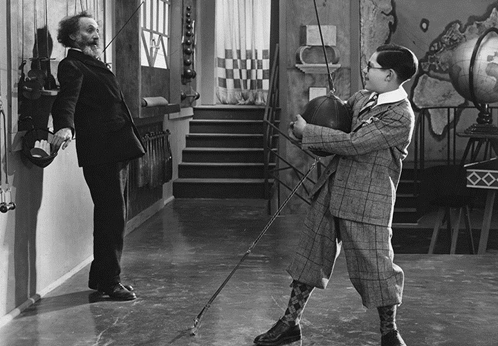 Gribiche (1926) by director Jacques Feyder (Credit: fiLMS alBATROS)