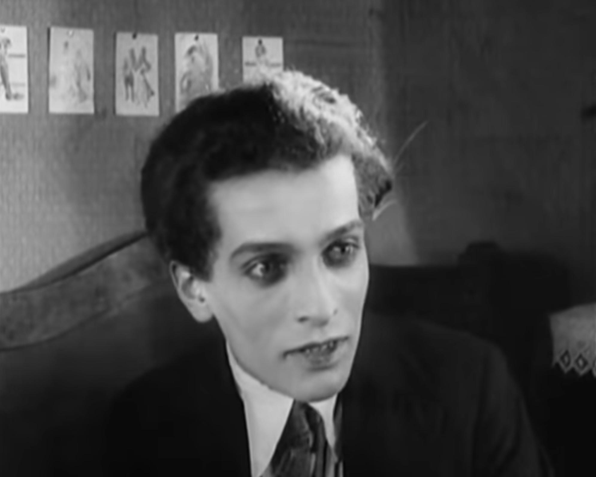 Menilmontant (1926) by director Dimitri Kirsanoff