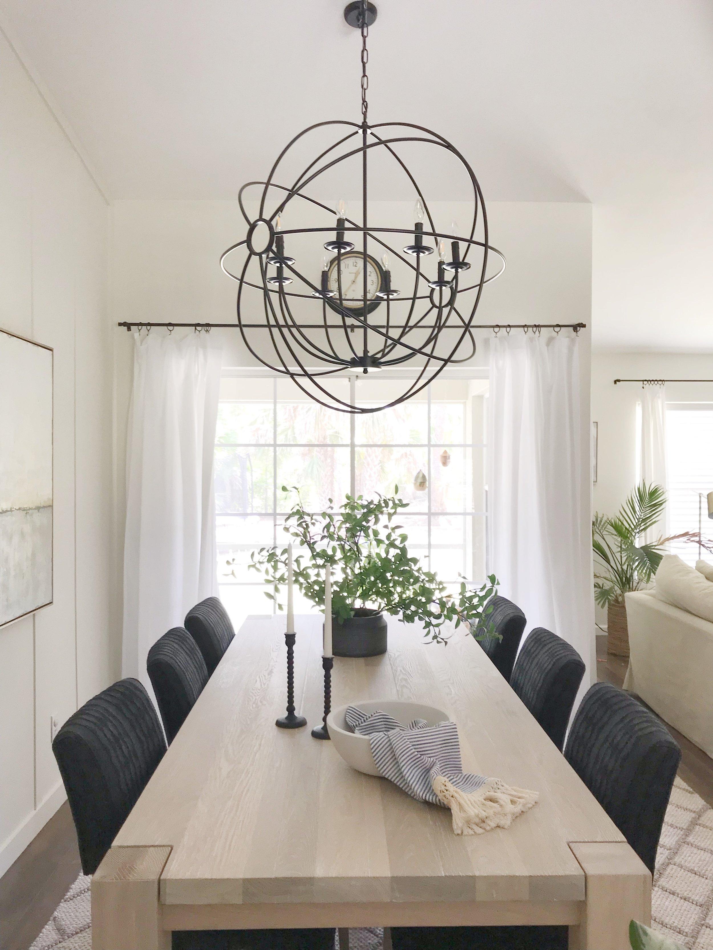Bassett Furniture Dining Room Refresh — Hartley Home