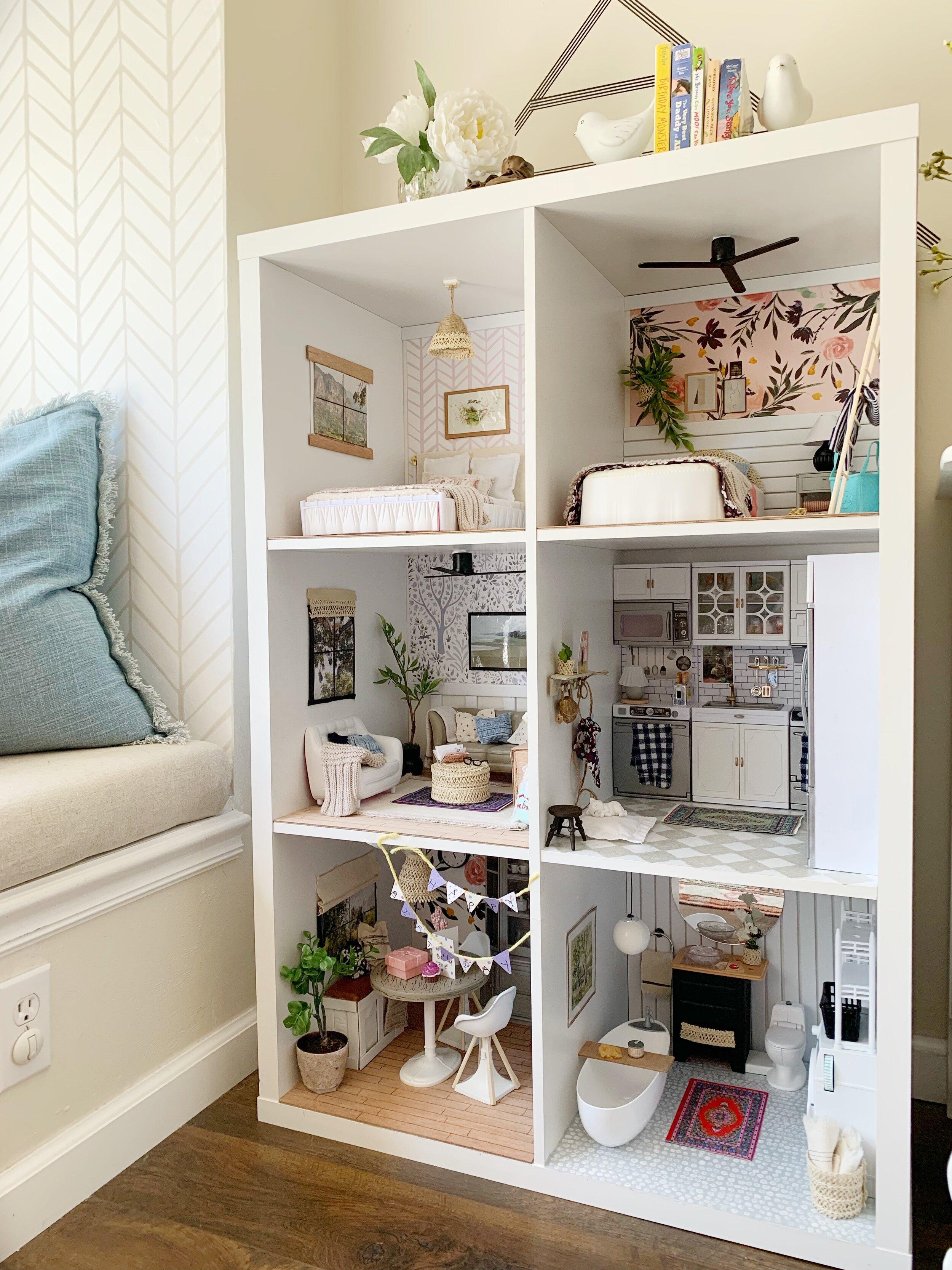 Diy Barbie Doll House Hartley Home