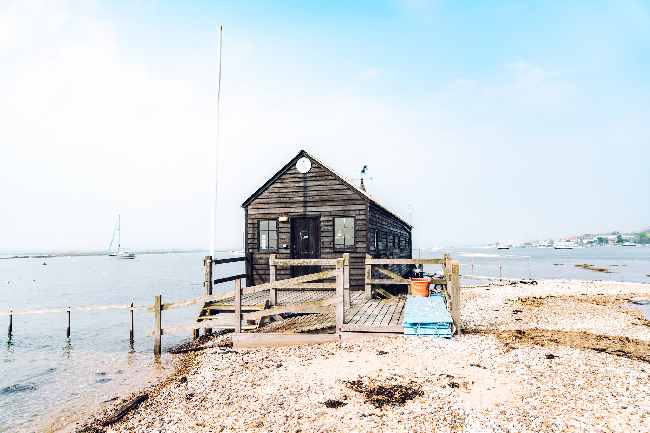 The Packing Shed | Mersea