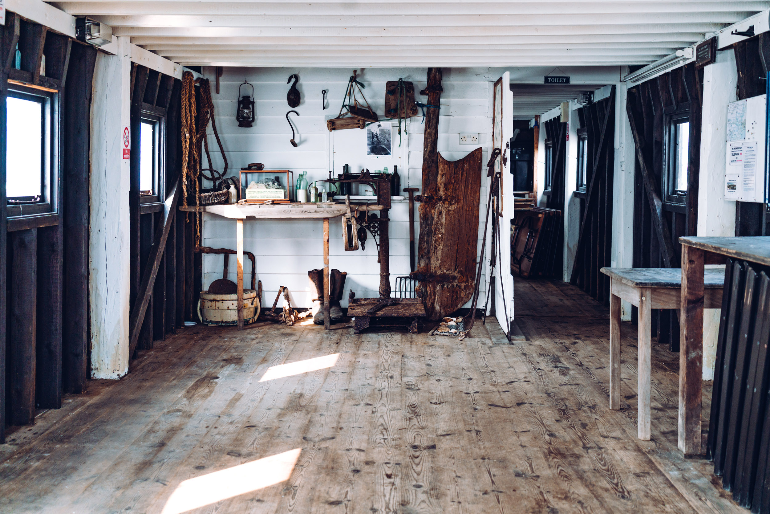 The Packing Shed | Mersea 2