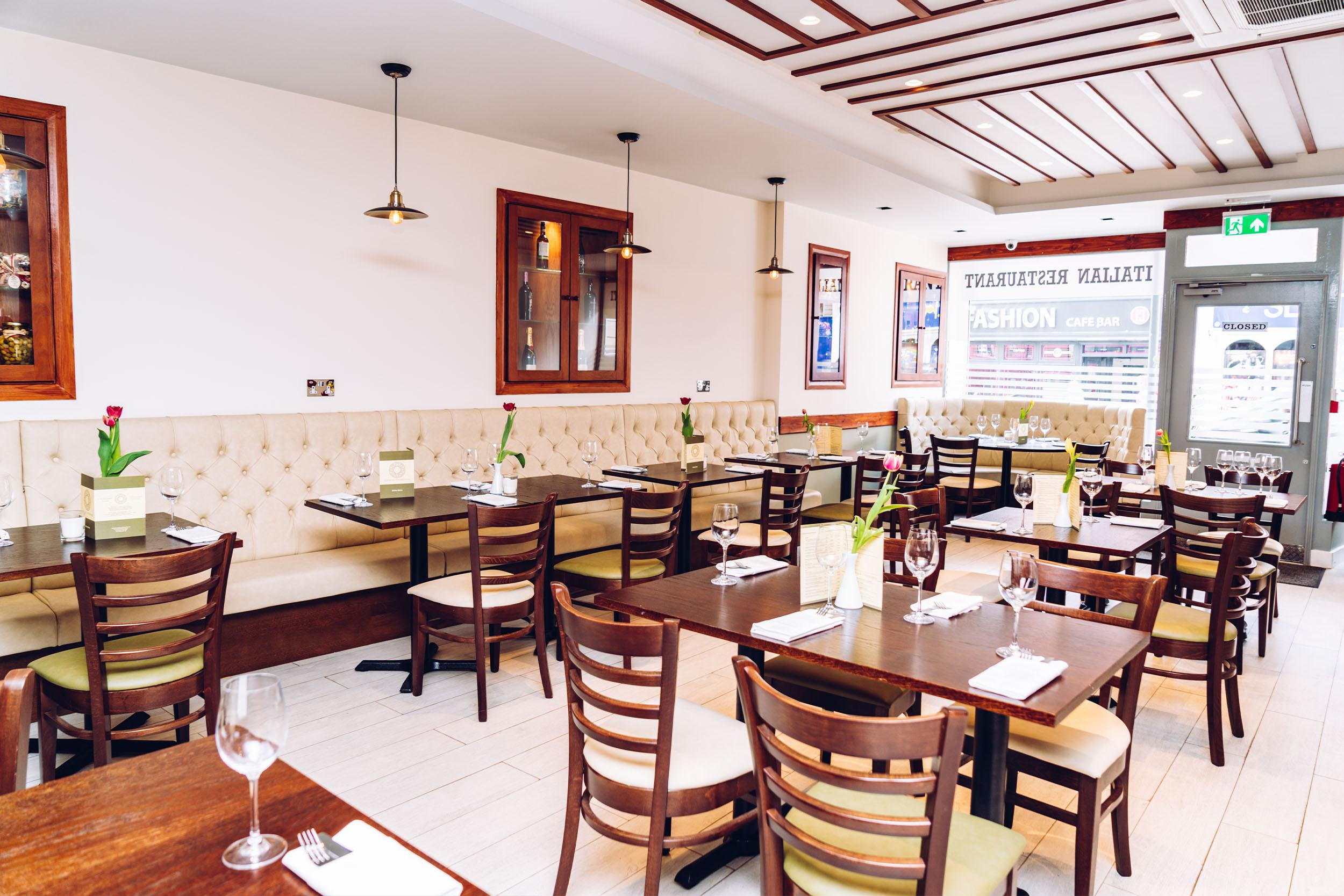 Osteria Veneziana - Italian Restaurant - Colcherster 4.jpg