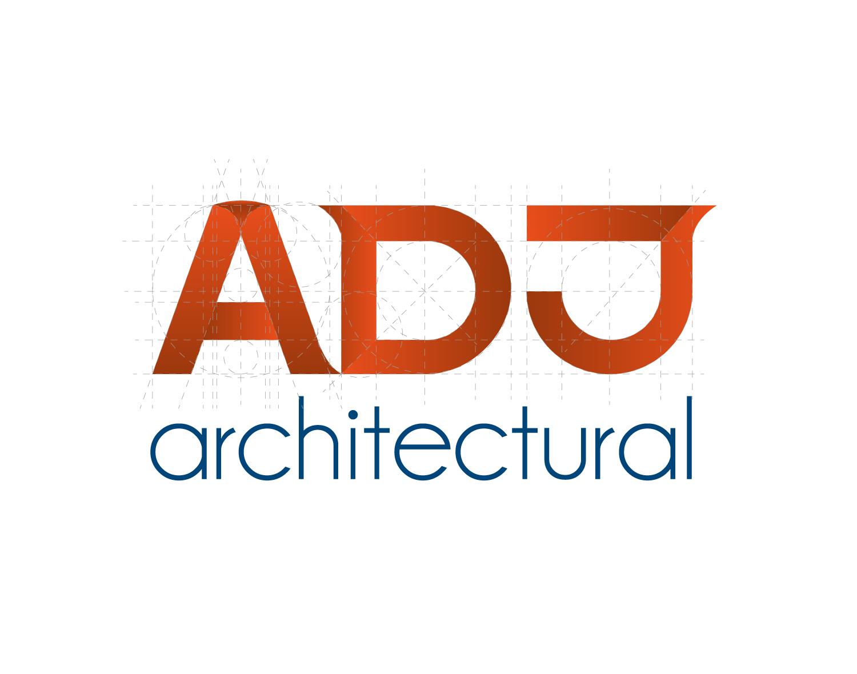 ADJ Architects Logo Design