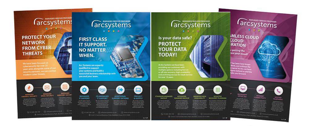 Arc Systems Leaflets