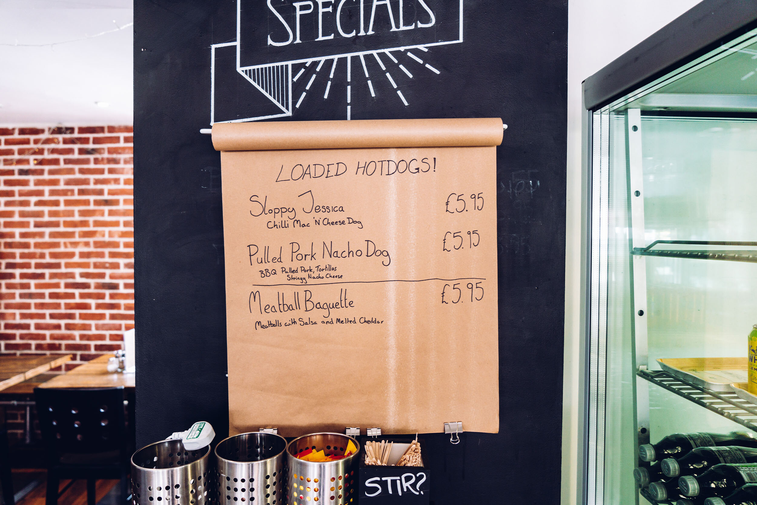 Wild At Spirit - Cafe - Crocodile and shark meat - Colchester, Essex 6.jpg