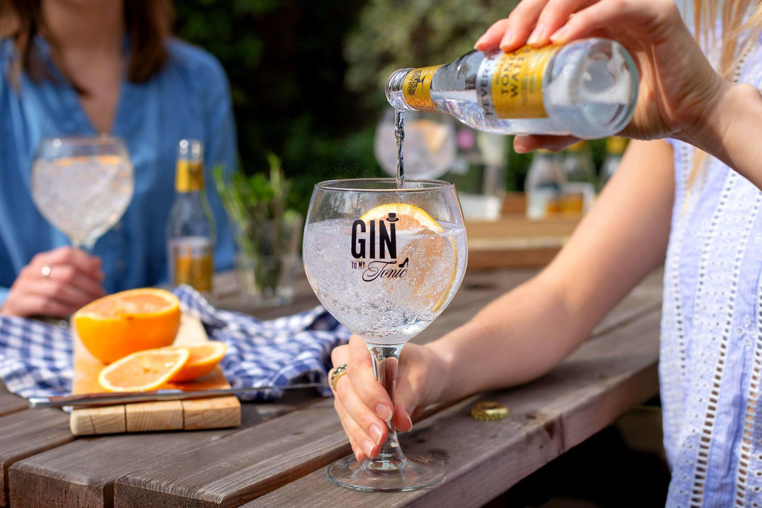Copywright: The Gin To My Tonic