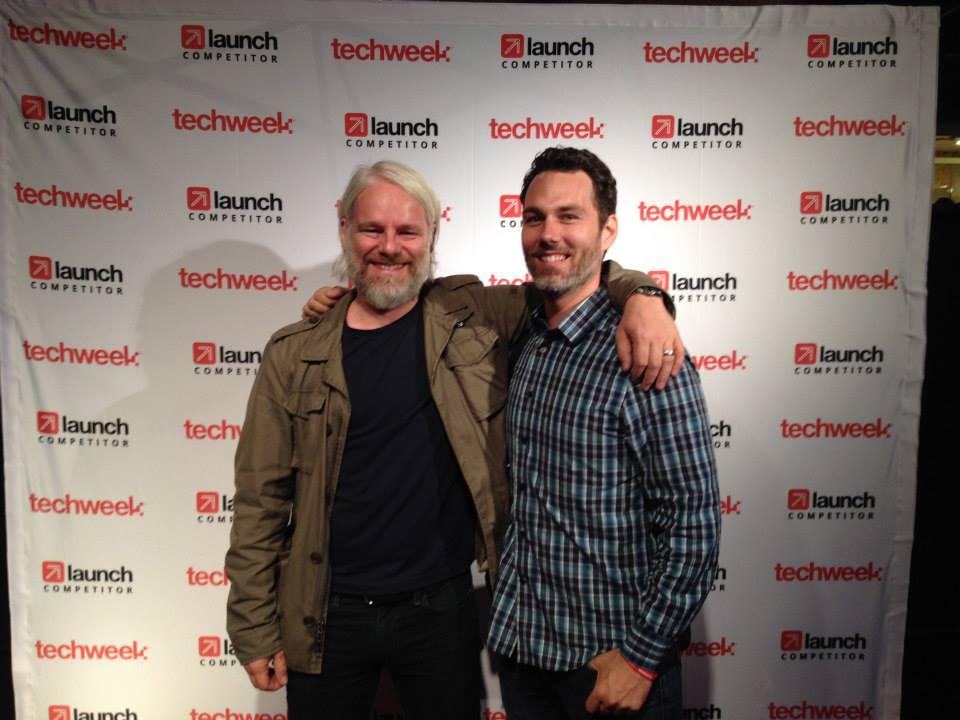 Techweek NYC.
