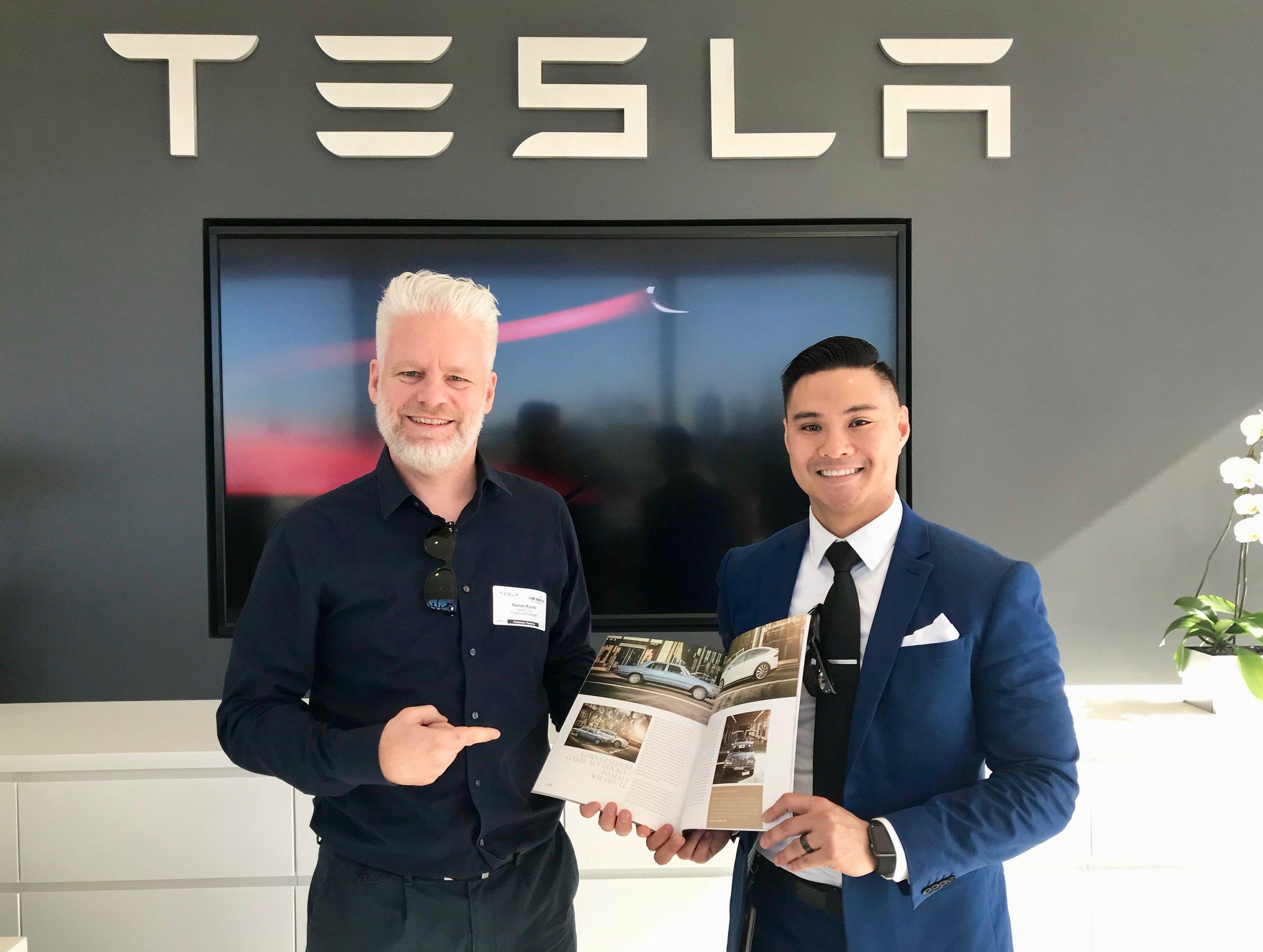 Tesla, Fremont Factory