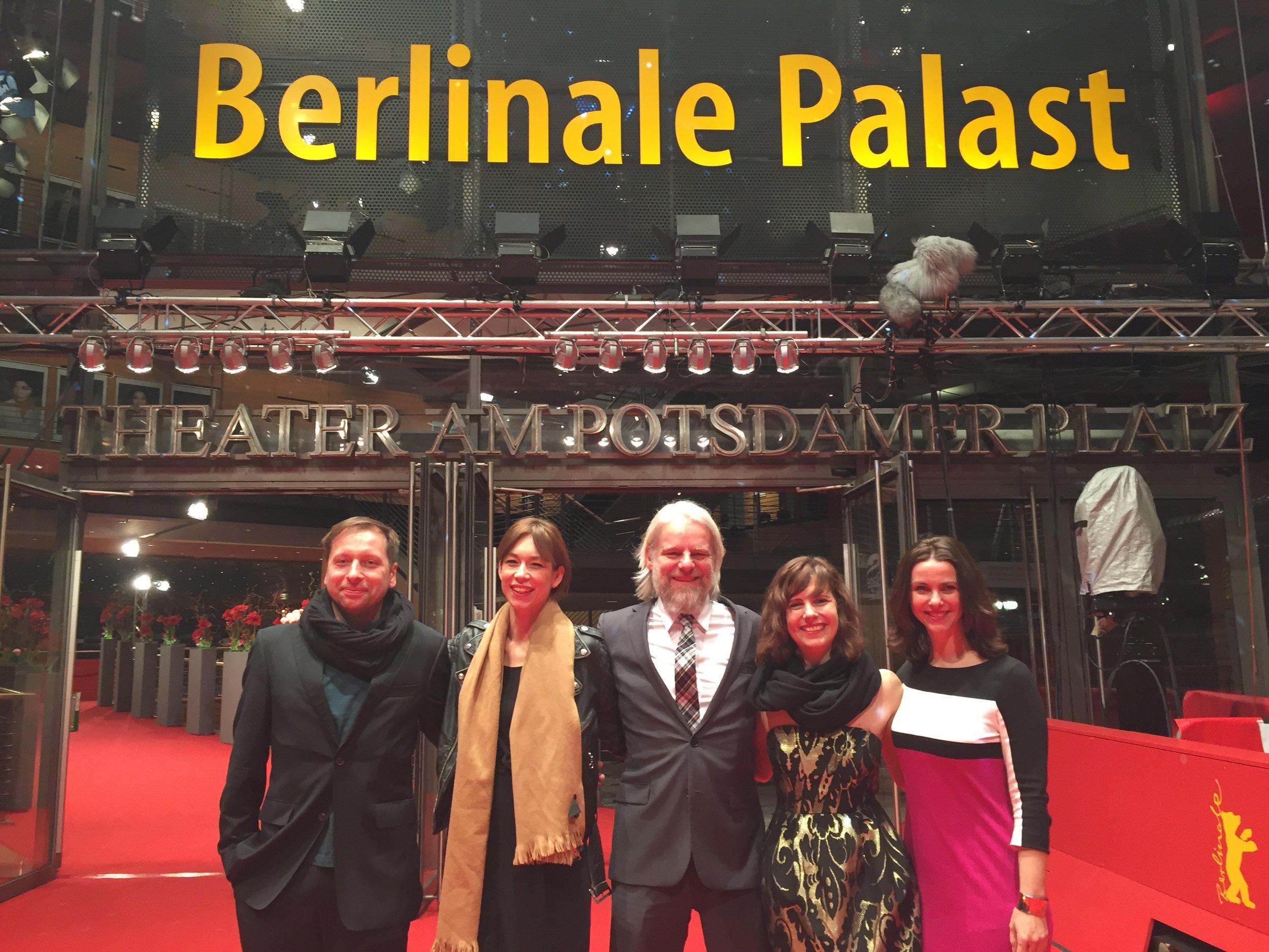 """Kampagne für den Wim Wenders/Gian Piero Ringel Film """"Everything will be fine"""""""