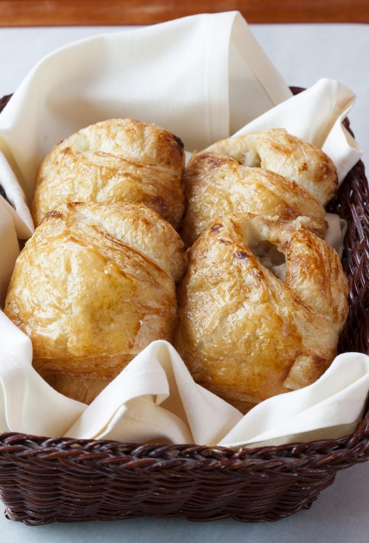 Ham & Cheese Croissant 4.35