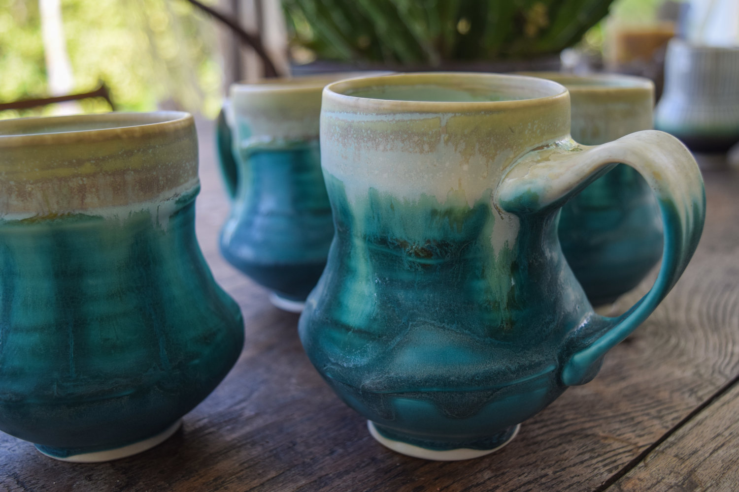 POTTERY - BRING SOME HOME OR MAKE YOUR OWN