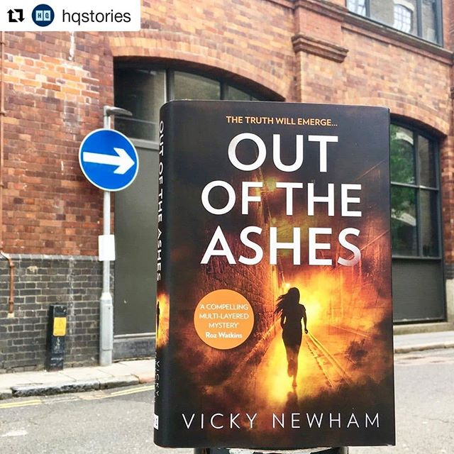 Repost from @hqstories ・・・ A tragic accident - or a ruthless killer? . When a flash mob on Brick Lane is interrupted by a sudden explosion, DI Maya Rahman dashes to the scene. . A fire rages through one of the city's most infamous streets. . two charred bodies in the burnt-our building transforms an arson attack into a murder case. . With witnesses too caught up in the crowd to have seen anything, Maya faces a complex investigation without a single lead. . She must find the answers - before all of East London goes up in flames. . . . #outoftheashes #vickynewham #dimayarahman #mystery #novel #bricklane #city #arson #murdercase #crime #crimefiction #eastlondon #london #book #books #amreading #bookstagram