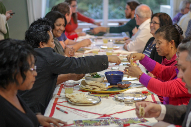 City Beat:Cincinnati's Table Connects the Recently Immigrated to Their Neighbors Through Free, Traveling Dinner Parties - August 2019