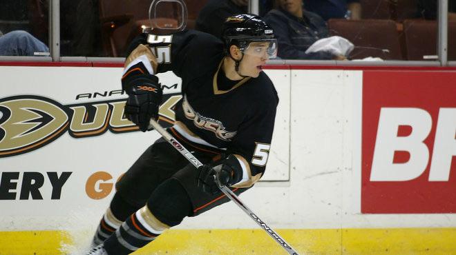 Brian Anaheim Ducks 2008