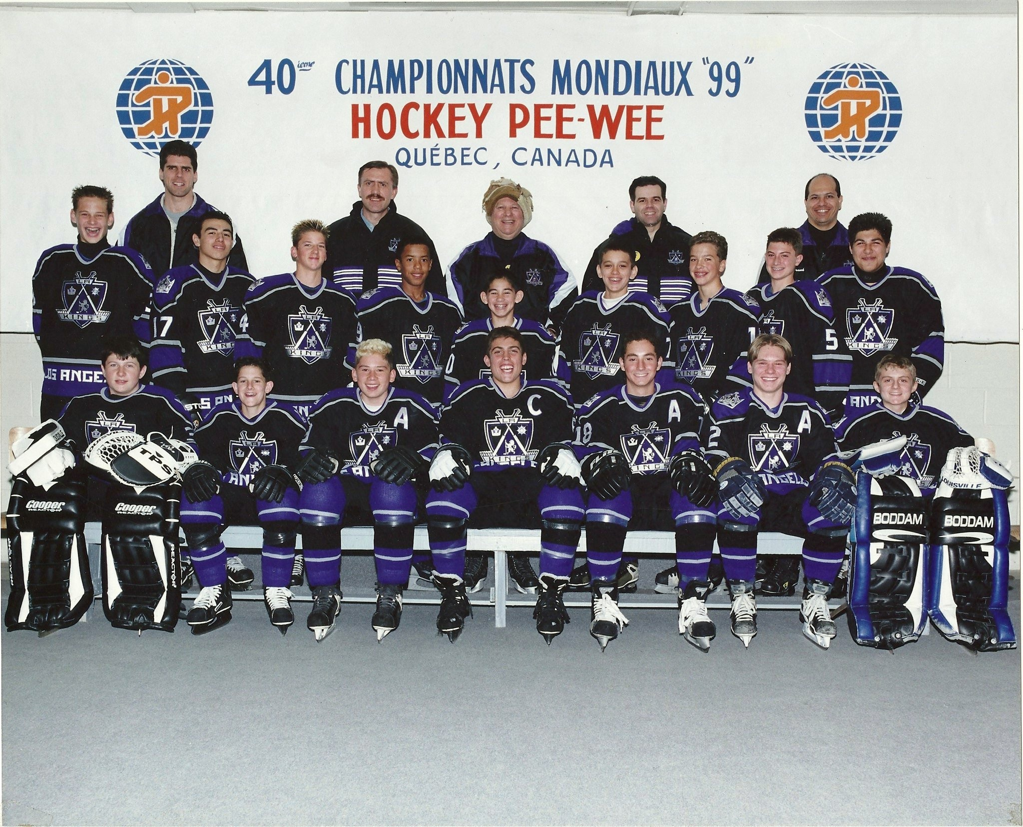 Copy of 2009 Pee Wee Quebec Tournament