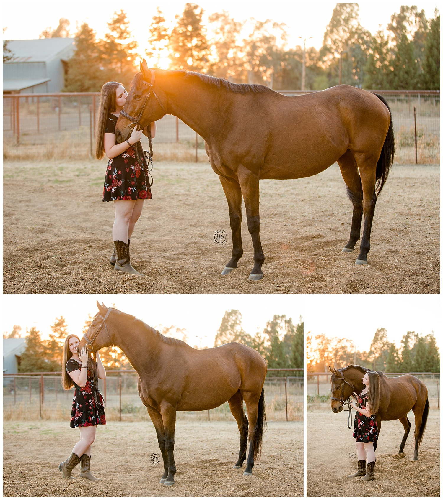 Black Background Horse Rider Equine Photographer Southern California Sara Shier Photography SoCal Equestrian Cowgirl_0050.jpg
