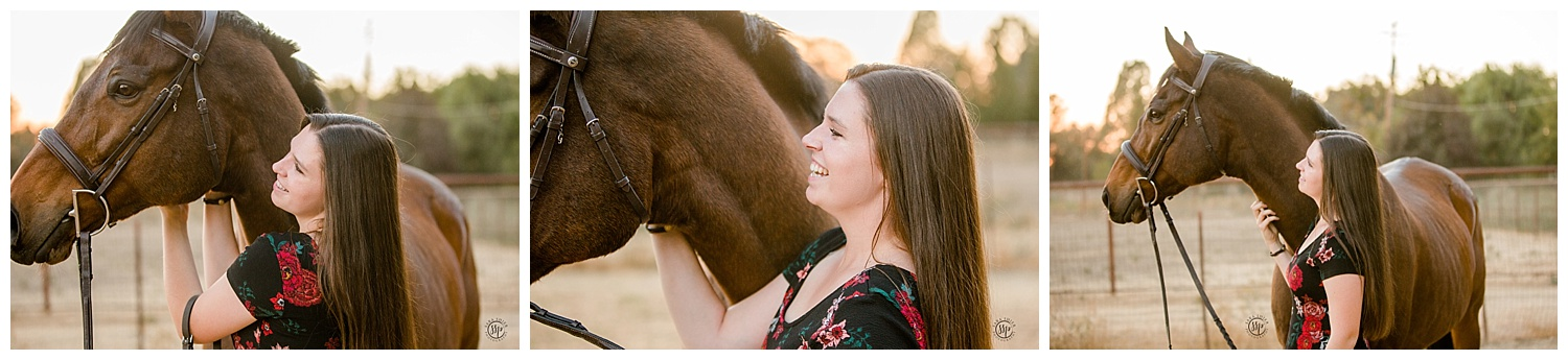 Black Background Horse Rider Equine Photographer Southern California Sara Shier Photography SoCal Equestrian Cowgirl_0057.jpg