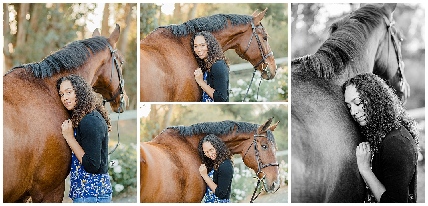 Black Background Horse Rider Equine Photographer Southern California Sara Shier Photography SoCal Equestrian Cowgirl_0237.jpg