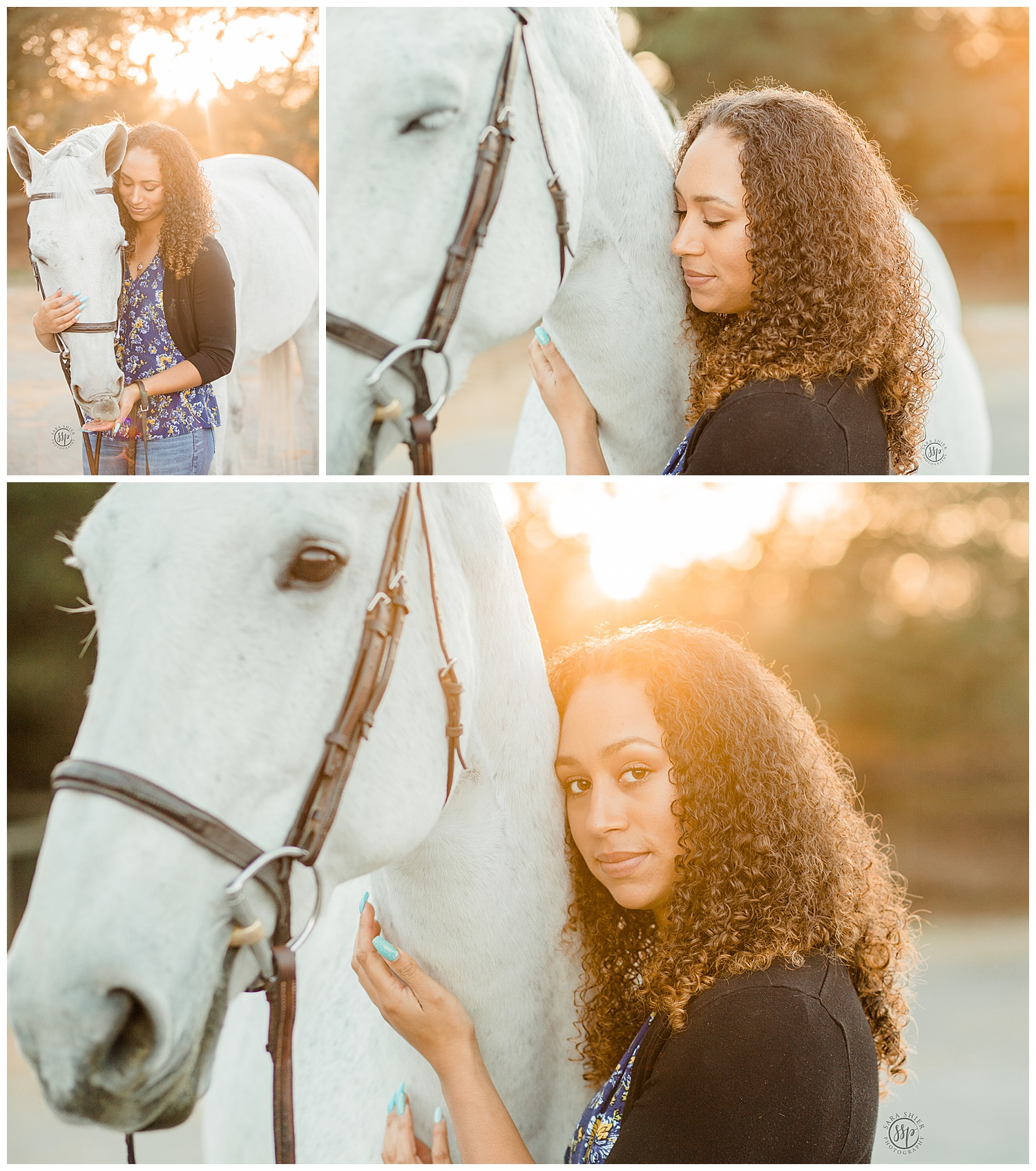 Black Background Horse Rider Equine Photographer Southern California Sara Shier Photography SoCal Equestrian Cowgirl_0251.jpg