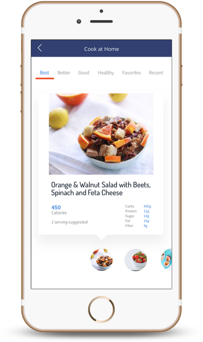 Search for you favorite recipes
