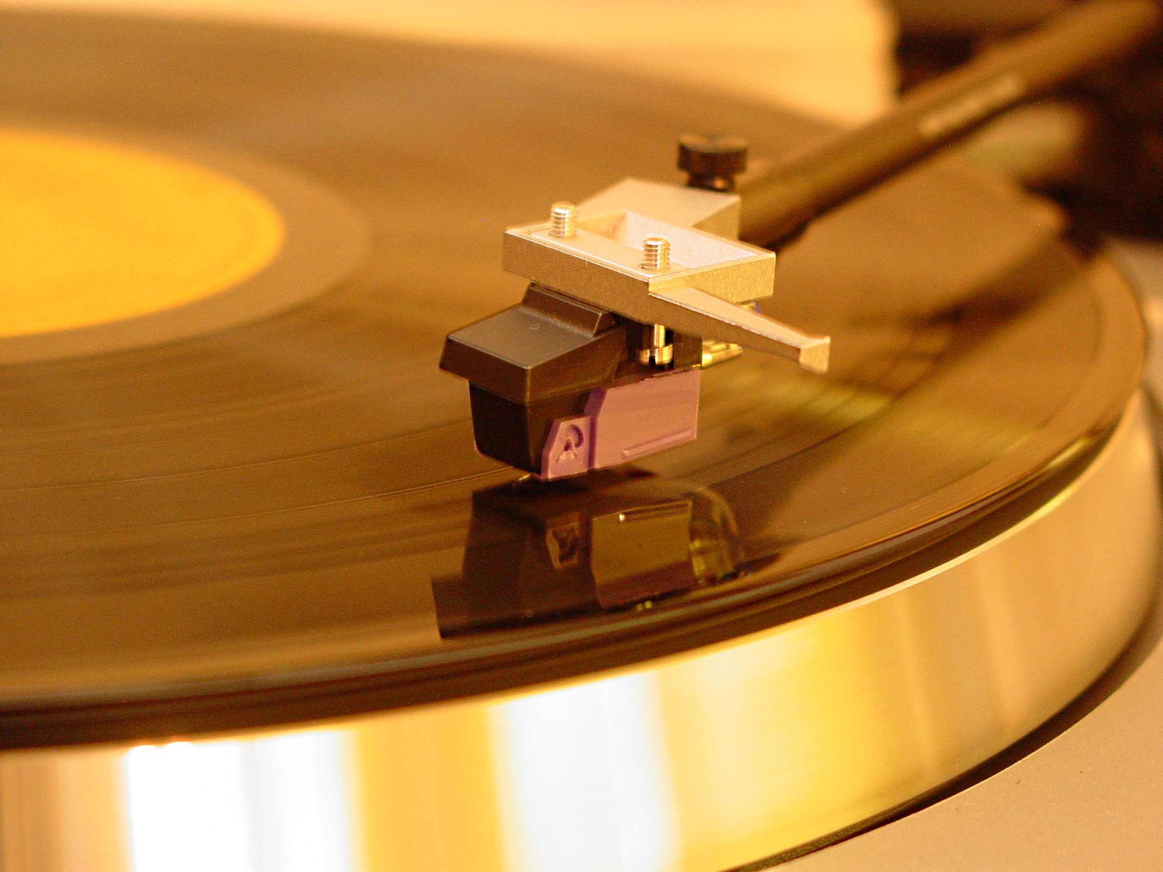 VINYL-TO-DIGITAL CONVERSIONS - (- and Tape-To-Digital conversions!)