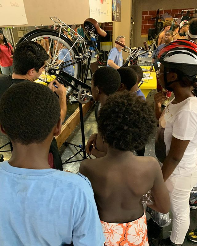 We are very thankful for the time we had last Friday at @newimageyouthcenter's 15th Anniversary Block Party. Despite the weather, our kids and guests had an amazing time sharing, dancing, eating, learning and connecting. We must thank @cyclesandsprouts, @newimageyouthcenter, @bangitspercy_, @celebrationbikerental and @velofixorlando for your contributions. This event would not have been the same without your help and contributions. Til next time, Playground family!