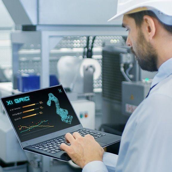 Arm your operations teams with the best tools to win #industry40. Visit #hannovermesse, @roboticsx_ at @ibm Stand showcasing X1 GRID™ platform and #IBMWatson AI.