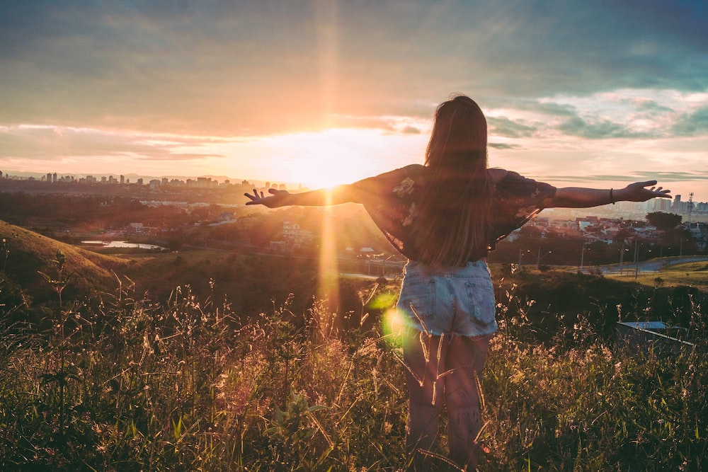 how-to-find-godly-purpose-girl-sunset