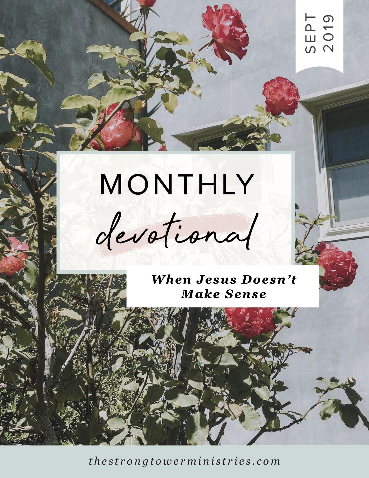 September-Devotional