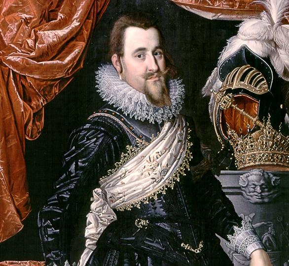 Christiansand - Christian IV var konge av Danmark og Norge fra 1588 til 1648. Han er mest kjent for alle bygningene og byene han fikk bygget. Den 5. juli i 1641 grunnla han Christiansand, på området som ble kalt Sanden. Det var ei svær slette med sand og furuskog som lå ved sjøen, vest for elva Otra. Her var det nok plass til å bygge en helt ny by.