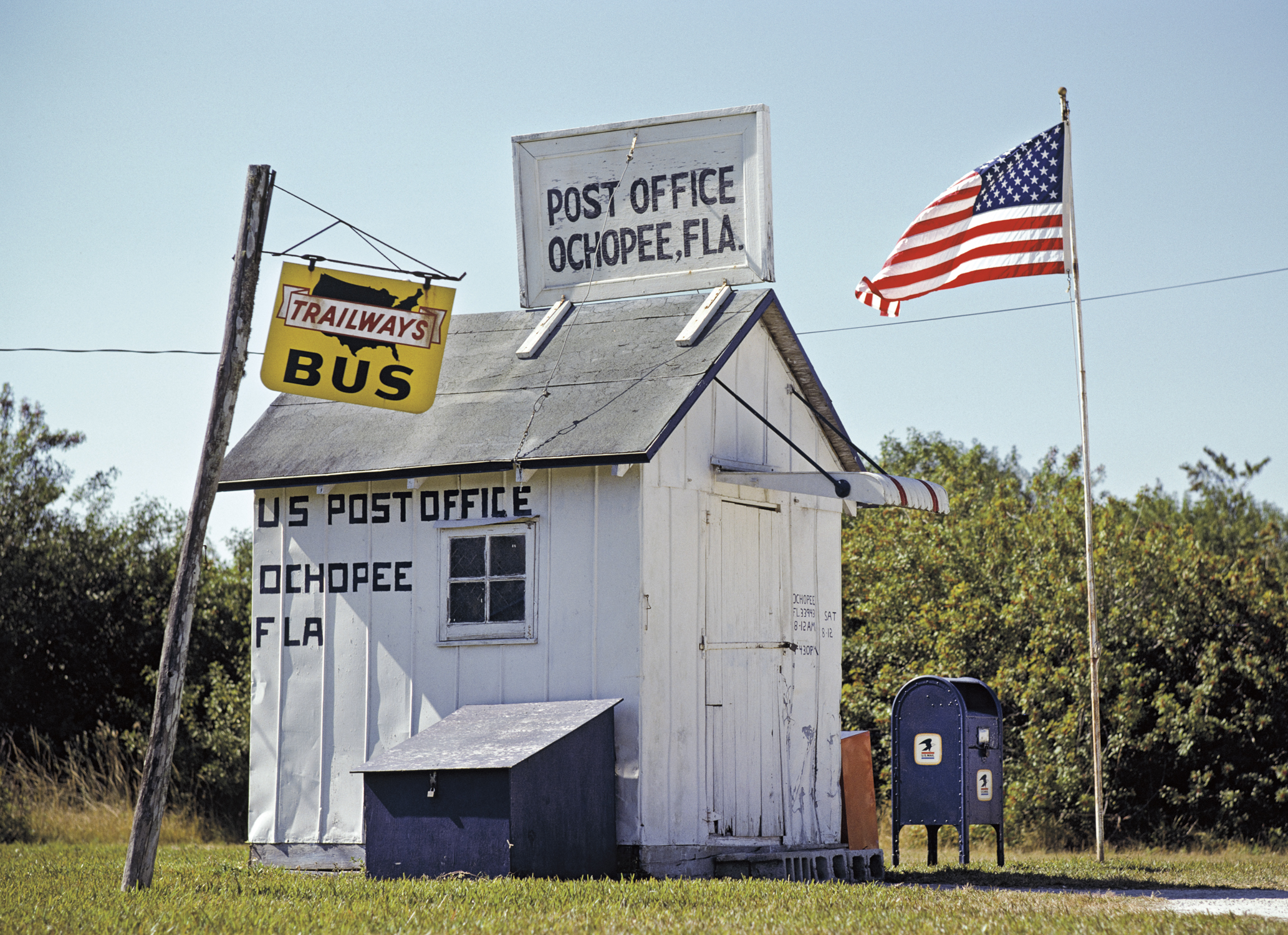 Ochopee Post Office | Oficina de correos de Ochopee, Everglades