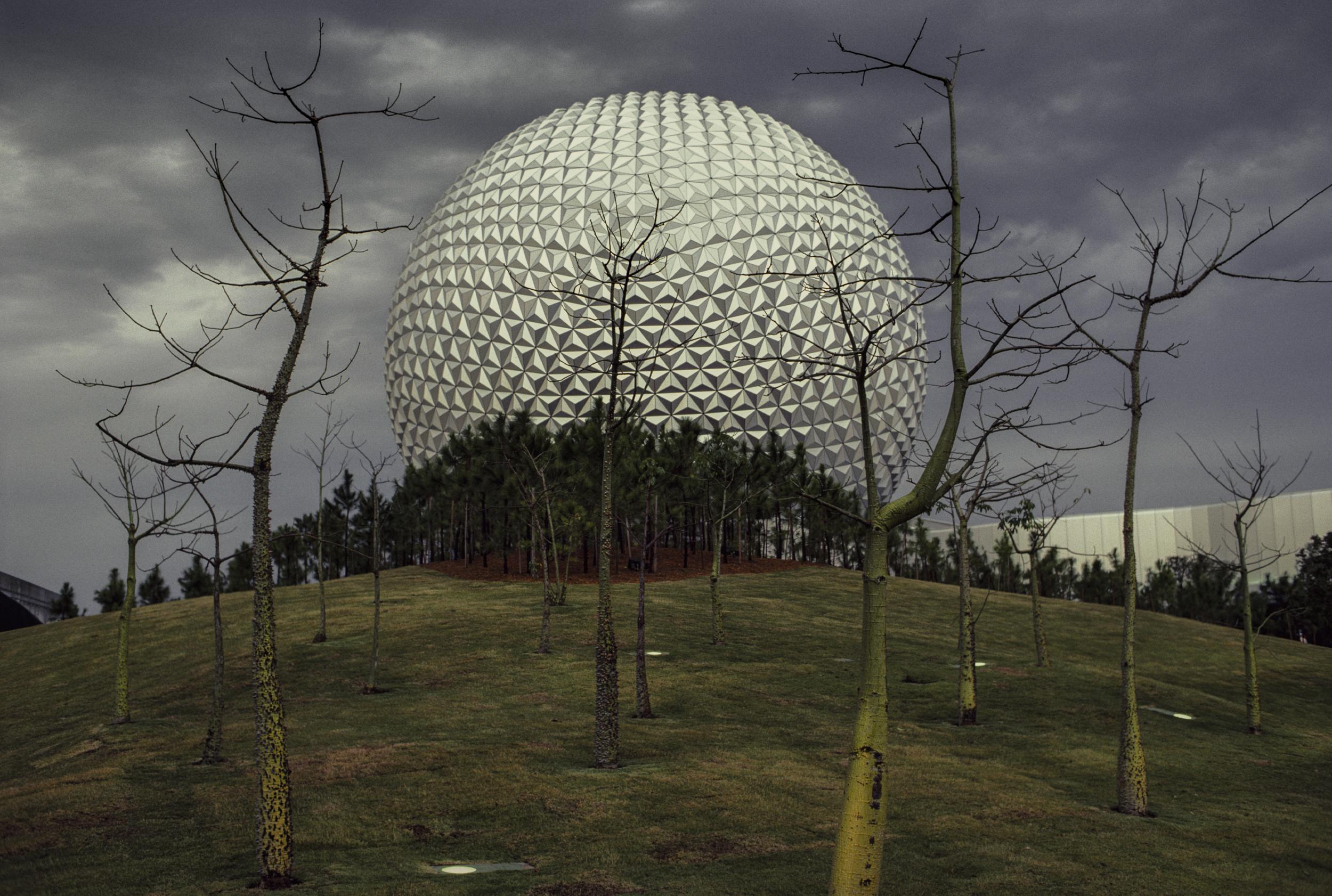 Spaceship Earth | Tierra nave espacial, Disney Epcot