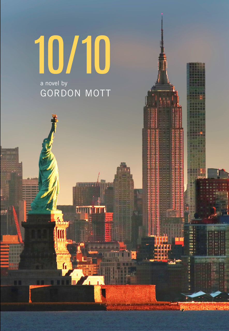 The new novel by the celebrated editor and foreign correspondent Gordon Mott