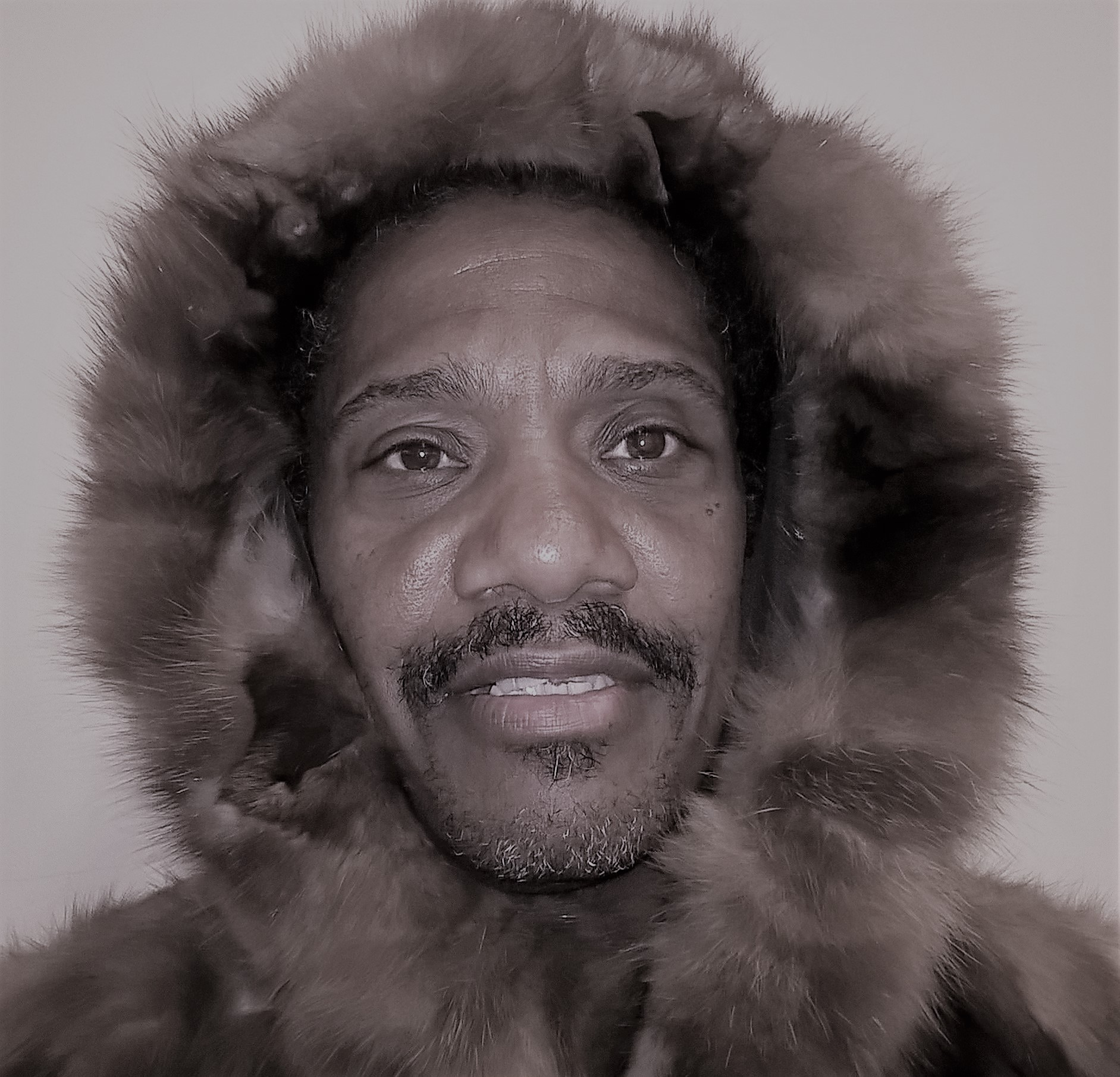 """Matthew Henson PORTRAYED BY KEITH HENLEY - Receiving many honors posthumously, Matthew Henson was much overlooked throughout his entire career as an explorer. Though he traveled throughout the northern hemisphere and is acknowledged the first man to reach the North Pole, his accomplishments were overshadowed by his colleague, Commander Robert Perry.Henson faced and overcame many of the limitations and struggles inherent for African Americans at the time. Orphaned at a young age, Henson worked hard to earn his way from being employed as a dishwasher, to a position as a Cabin boy, and eventually, he became a skilled navigator, and explorer.Reflecting back he wrote two books about his experiences, """"A Negro Explorer at the North Pole"""" and """"Dark Companion"""". The story of Matthew Henson's fascinating life encourages one to believe in oneself despite the odds, and to rise above the limited expectations of others to reach any goal.Keith Henley Bioof Actor/Historian or Interpreter"""