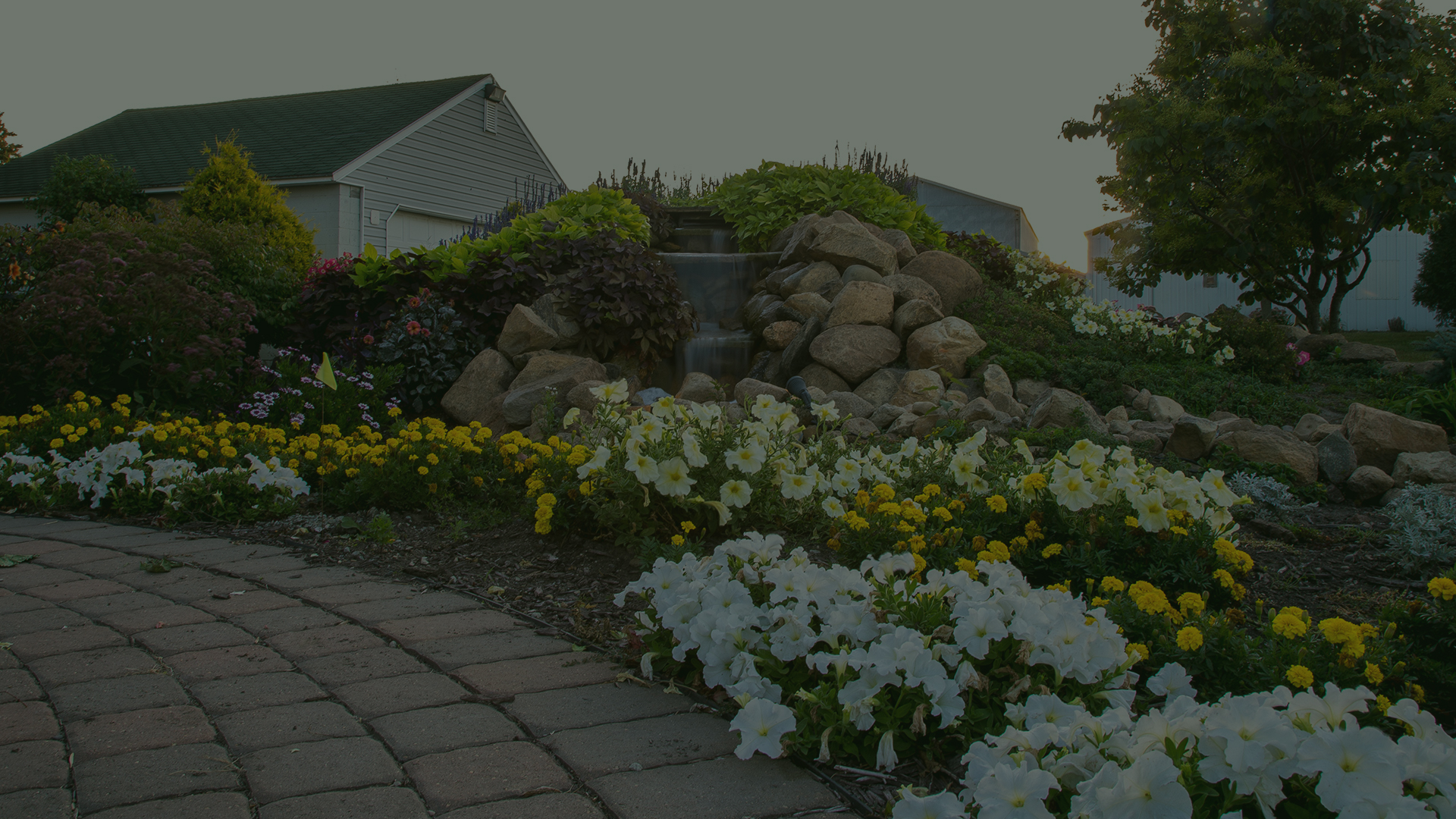 Custom Landscaping   Gardening, ponds, retaining walls, waterfalls and much more.   Learn More