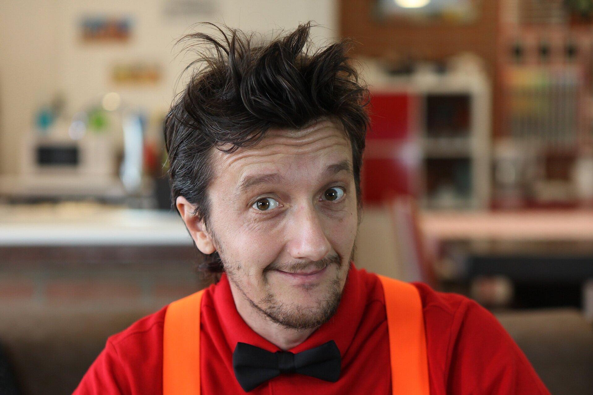 PIPPO - New non-verbal comedy series