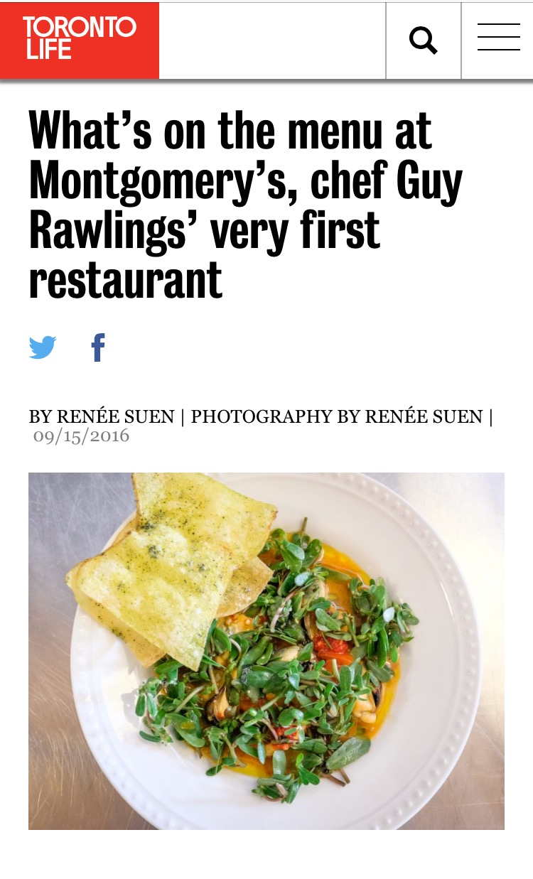 What's on the Menu at Guy Rawlings First Restaurant