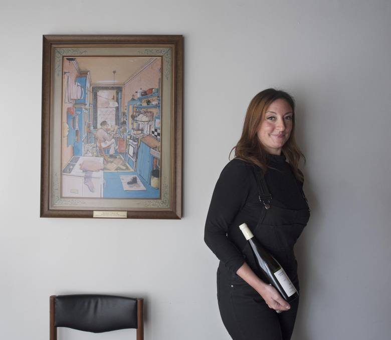 Globe & Mail - Toronto's Up & Coming Sommeliers