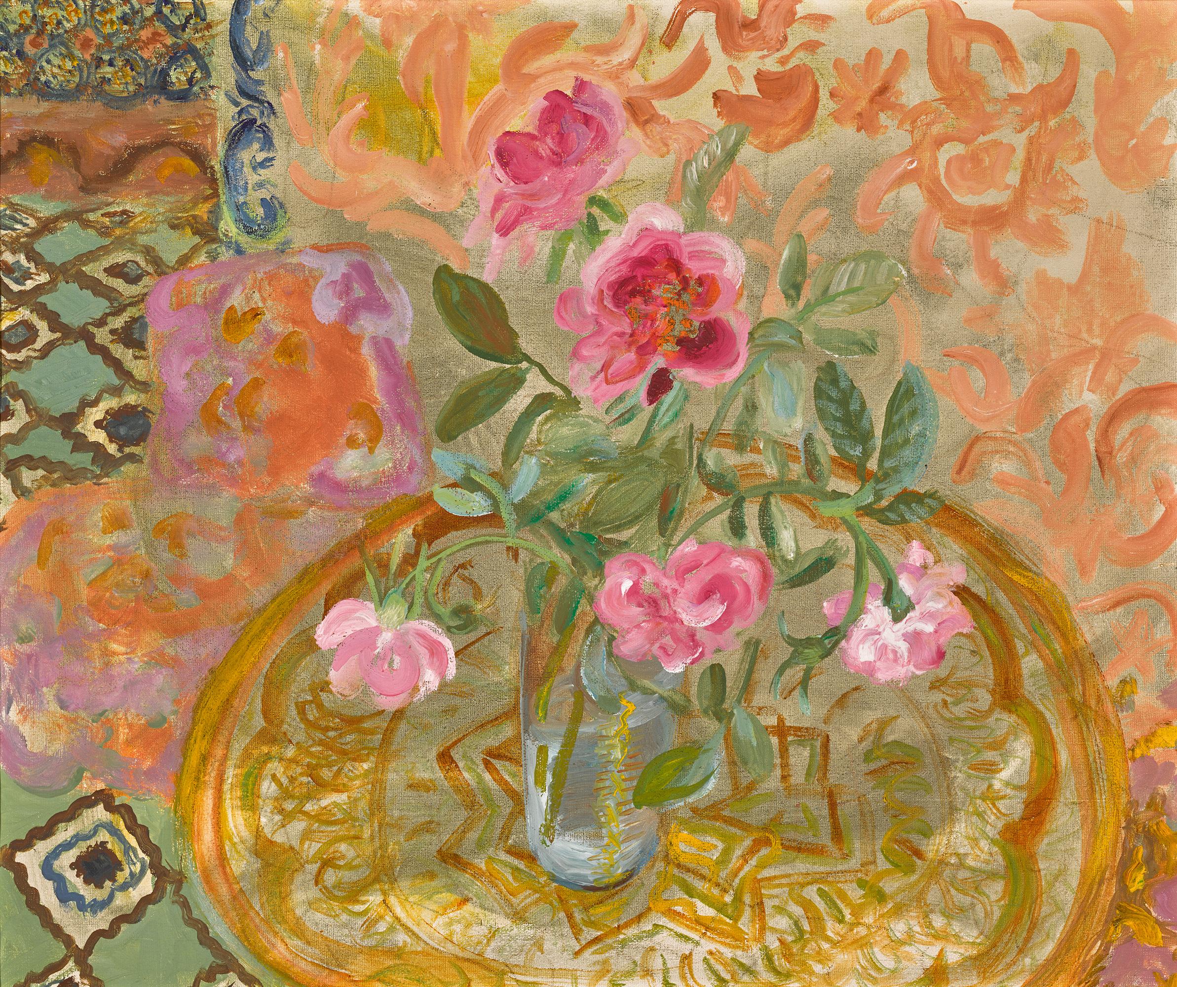 Winifred Nicolson,  Arab Roses,  1971