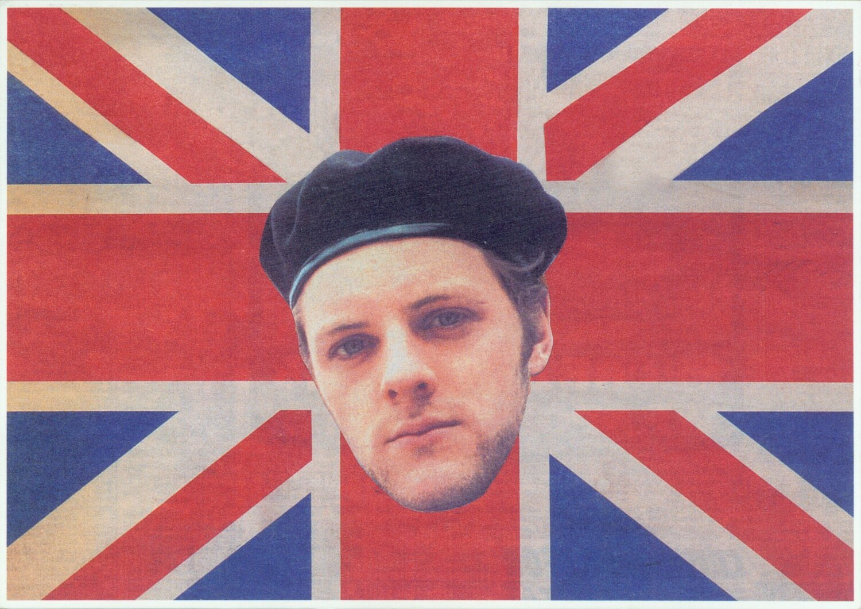 Gavin Turk,  Window , Printed image on card, 1991