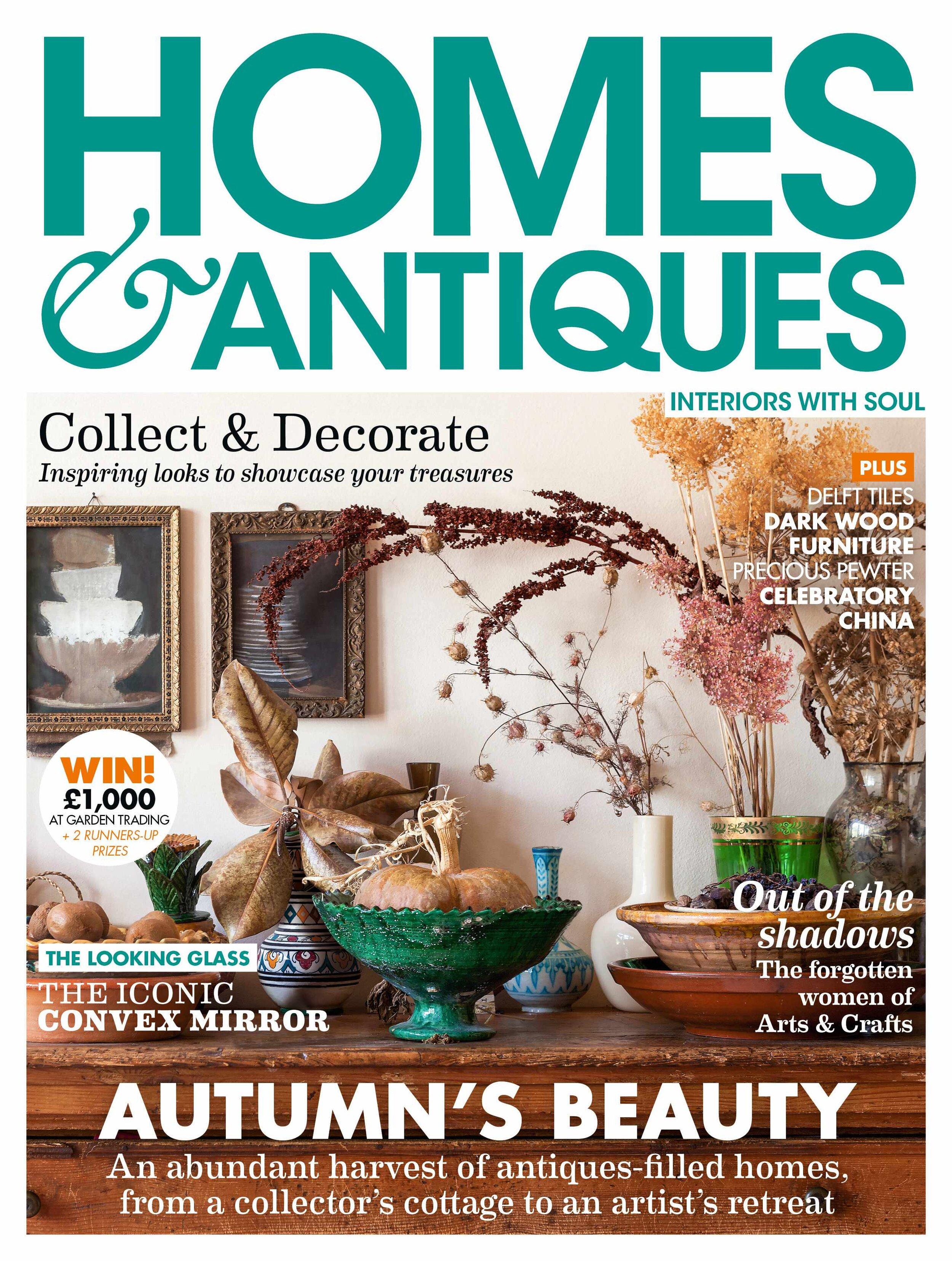 Homes & Antiques - 1/10/19