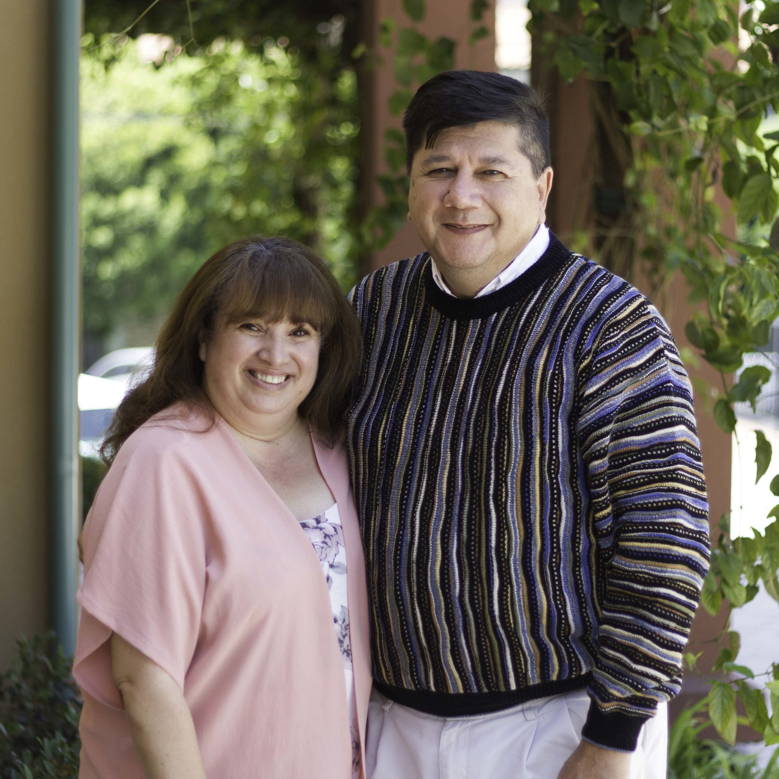 Steve & Lisa Grove    Steve and Liza who are both healthcare professionals, love serving together as ushers and greeters at CLC. As part of his role as a board member, Steve has also been instrumental in overseeing our medical emergency team.
