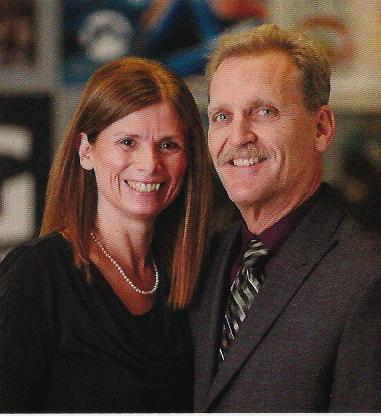 Troy & Ginette Dowdy - Peru