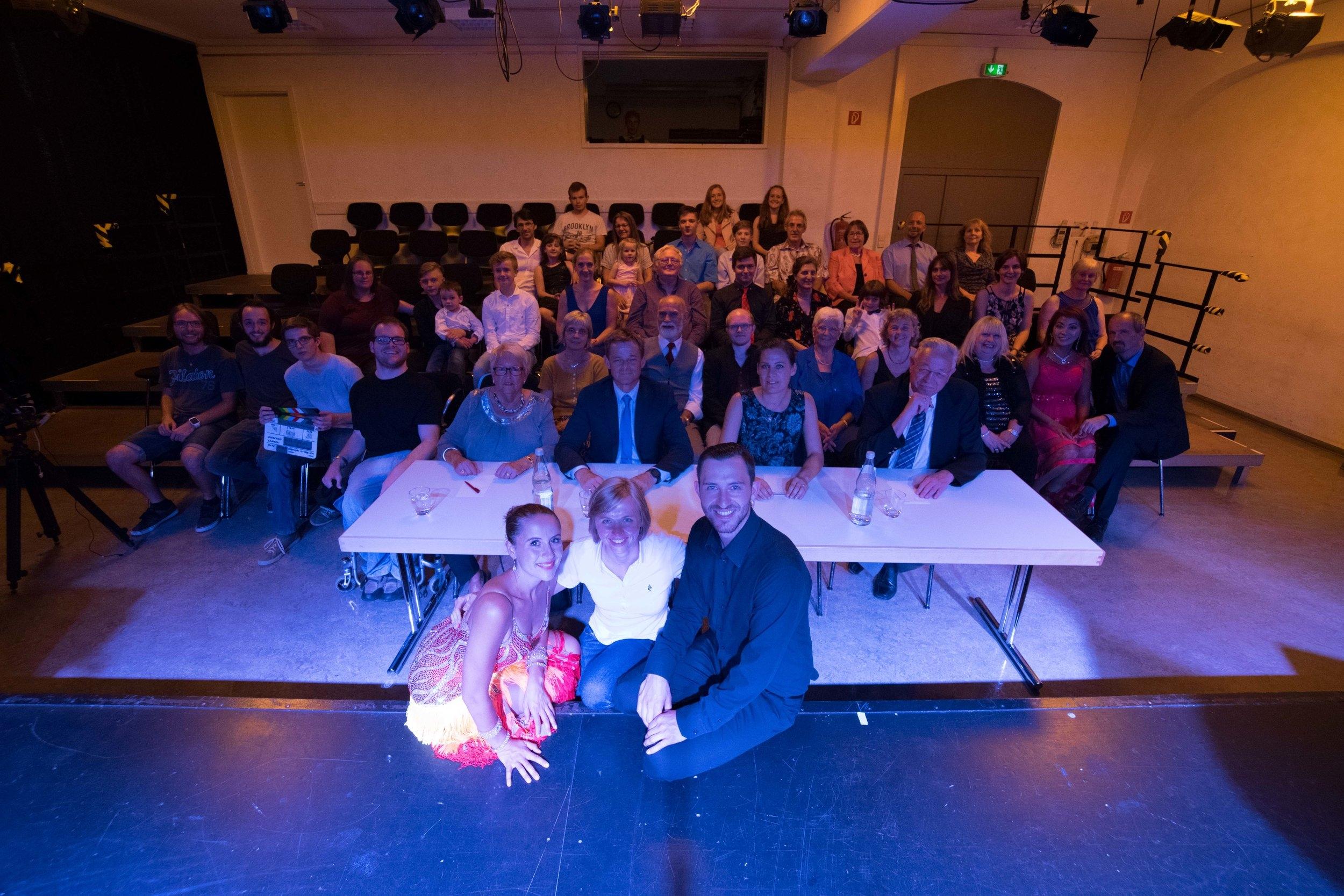 Kulturhaus Osterfeld - Tanzwettbewerb | Bühne